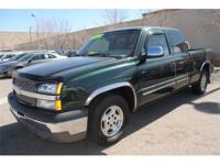 2004 Chevrolet Silverado 1500 4x2 Extended Cab Our