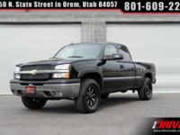 Clean title 2004 Chevrolet Silverado 1500 4X4. This