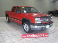 This is lower mile 2004 Crew Cab Chevy SIlverado that