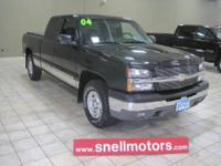 Nice-Clean-Affordable! This 2004 Extended Cab in the