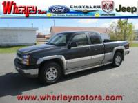 Exterior Color: dark gray metallic, Body: Extended Cab