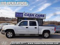 Low Miles!! Clean Carfax & Title, Local Nebraska/Iowa