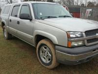 2004 Chevrolet Silverado 1500 . Serving the