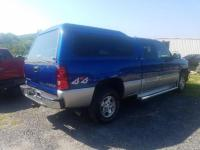 Look at this 2004 Chevrolet Silverado 1500 LS. Its