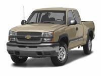 Options:  2004 Chevrolet Silverado 1500 Ls Miles: