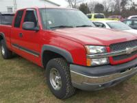 2004 Chevrolet Silverado 1500 LS. Serving the