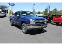 Priced below KBB Fair Purchase Price! LS 4WD, Bed