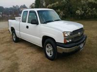 Options:  2004 Chevrolet Silverado 1500 Ls 4Dr Extended