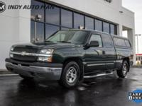 Options:  2004 Chevrolet Silverado 1500 Ls|2004