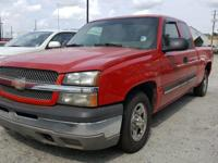 For a smoother ride, opt for this 2004 Chevrolet