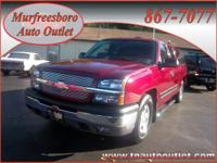 Options Included: Side Step Rails, Air Conditioning,