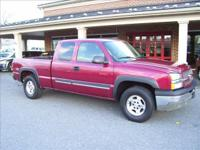 Options Included: N/AStock#: 5011 2004 Chevrolet