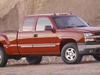5.3L, V8, 4WD, 4 Speed automatic W/Electronic