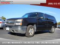 2004 Chevrolet Silverado 1500 Regular Cab Long Bed V6,
