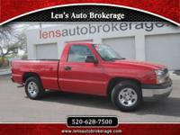 Options:  2004 Chevrolet Silverado 1500 Clean Short Bed