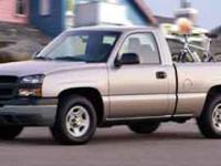 2004 Chevrolet Silverado 1500 Vortec 5.3L V8 SFI Vortec