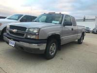 Sensibility and practicality define the 2004 Chevrolet