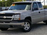Options:  2004 Chevrolet Silverado 1500 Lt|Take A Look