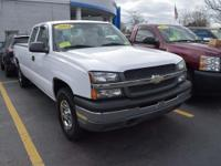 Options:  2004 Chevrolet Silverado 1500 Wt|Clean Carfax