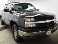 Check out this gently-used 2004 Chevrolet Silverado