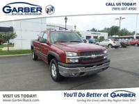 Featuring a 5.3L V8 with 116,116 miles. Includes a