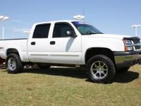 Options Included: N/A2004 LIFTED Chevrolet Silverado