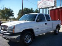 Options Included: This is a Locally Traded Silverado