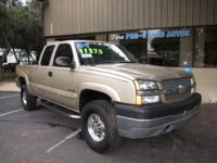 Options Included: N/A2004 Chevrolet Silverado LS 2500