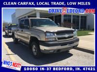 **ONLY 174K MILES, **LOCAL TRADE, **CLEAN CARFAX,