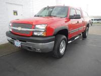 LOW MILES - 70,357! LT trim. Heated Leather Seats, 4x4,