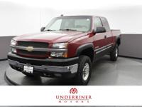 A BETTER BUYING EXPERIENCE. 2004 Chevrolet Silverado
