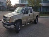 Options:  2004 Chevrolet Silverado 2500Hd Ls 4Dr
