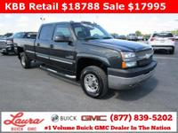 Recent Trade! LT 6.6 V8 Duramax Turbo Diesel Crew Cab