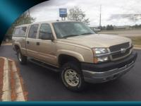 Options:  2004 Chevrolet Silverado 2500Hd|Crew Cab