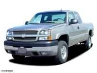 Options:  2004 Chevrolet Silverado 2500Hd|Extended Cab