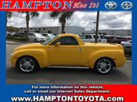This 2004 Chevrolet SSR LS is offered to you for sale