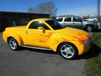 New Arrival*** This Yellow 2004 Chevrolet SSR is