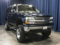 4x4 SUV with Towing Package!  Options:  Lifted|Rear