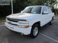 Z71 trim. Leather Interior, Third Row Seat, Premium