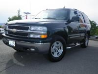 $900 below Kelley Directory! Tahoe Special Solution Veh