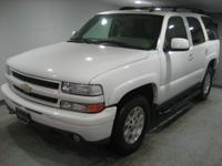 2004 CHEVY TAHOE Z71 BACKED BY A 3 MONTH OR 4,000 MILE
