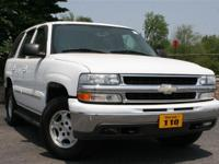 Options Included: N/ALocal trade! This Chevy Tahoe