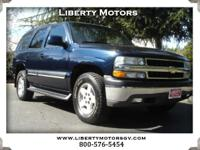 Options:  2004 Chevrolet Tahoe Clean Auto Check. 2