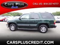 Options:  2004 Chevrolet Tahoe |Visit Cars Plus Credit