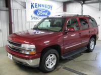 Options:  2004 Chevrolet Tahoe K1500|||144099