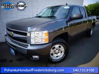 TAHOE LT WITH GRAY LEATHER HEATED SEATS, CD PLAYER