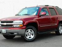 This 2004 Chevrolet Tahoe 4dr 4dr 1500 4WD LS 4x4 SUV
