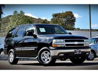 Come pn in and check out this 2004 Chevrolet Tahoe 2WD.