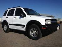 2004 Chevrolet Tracker Sport Utility ZR2 Our Location