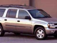 Options:  2004 Chevrolet Trailblazer Ext Ls|Summit